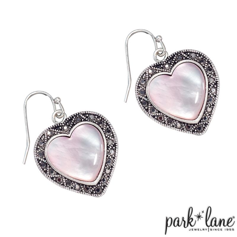 fff5783cf Park Lane Jewelry - LOVE STORY PIERCED EARRINGS