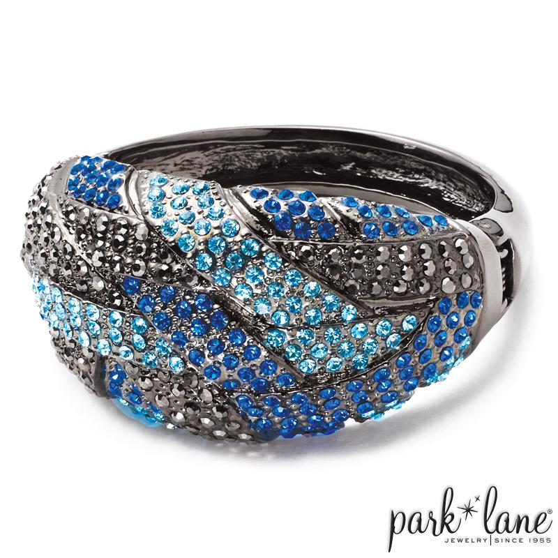 Sapphire Drama Bracelet Product Video