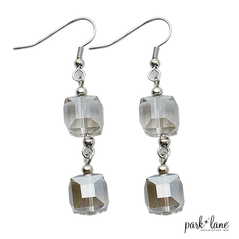 Foursquare Pierced Earrings Product Video