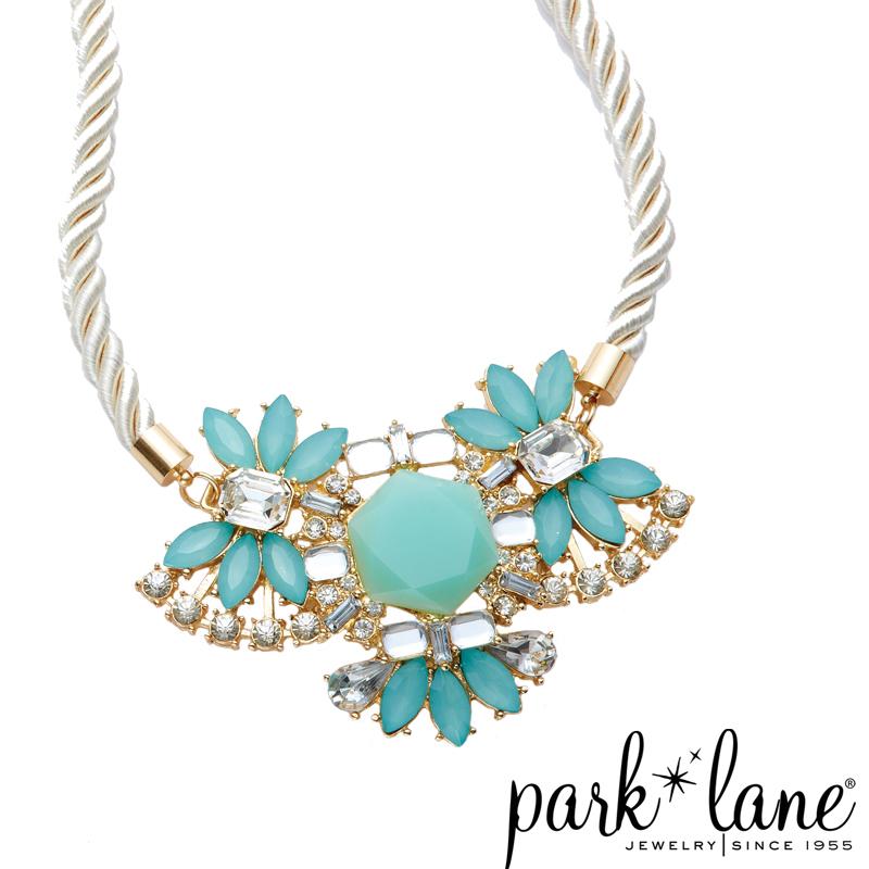Aqua Fleur Necklace Product Video