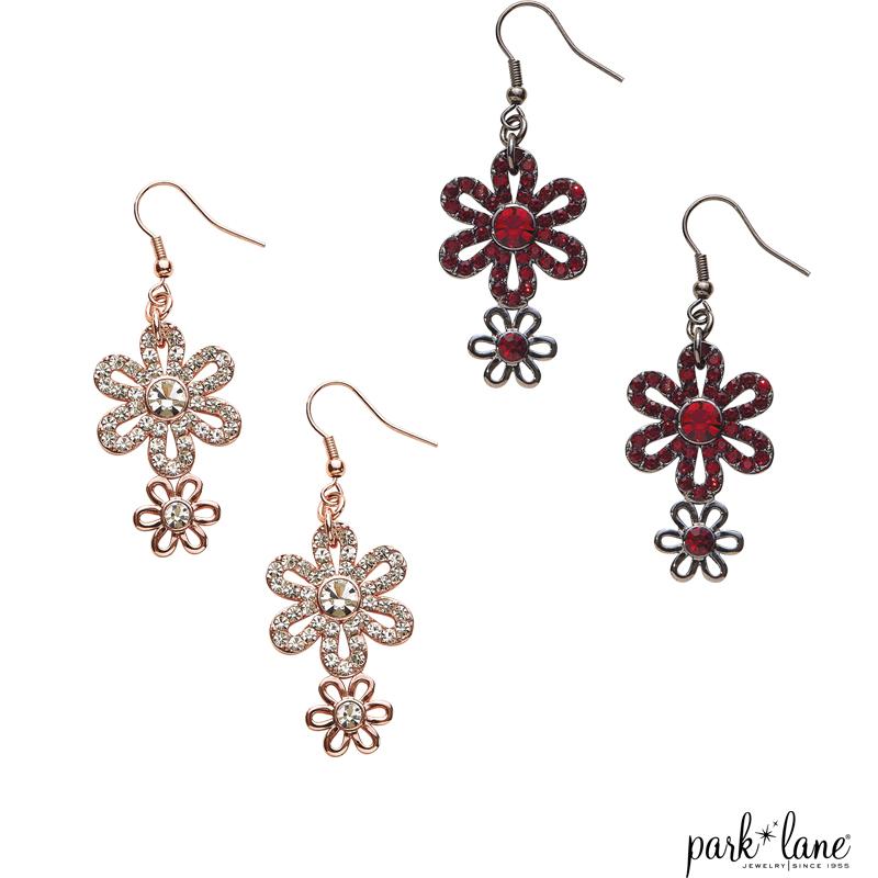 Park Lane Jewelry - BEYOND BEAUTIFUL EARRINGS