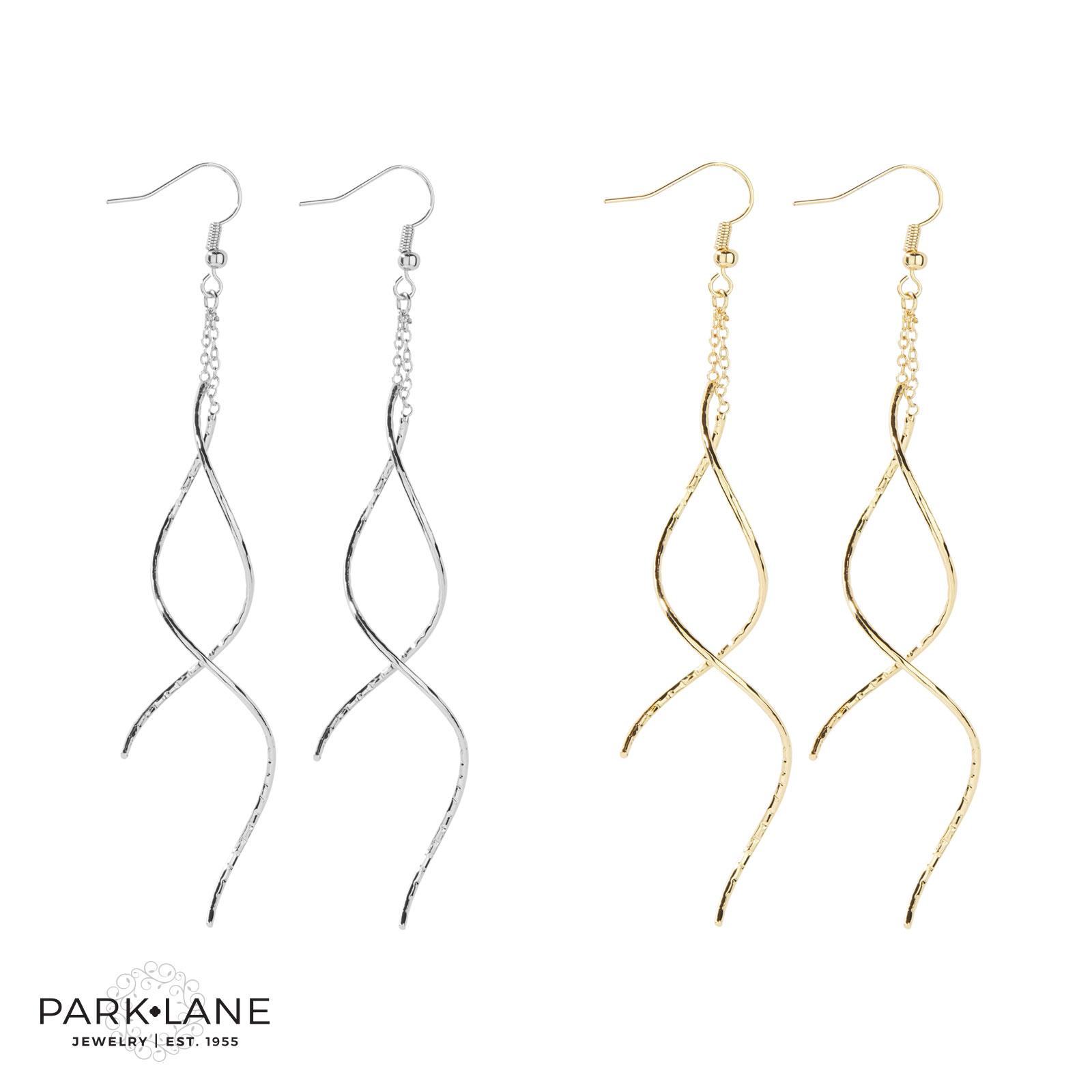 Park Lane Jewelry Whisper Pierced Earrings